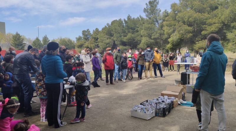 CHA-Zaragoza reclama a Jorge Azcón que tome medidas para evitar la tala de 84 pinos por la construcción del cuartel de la Guardia Civil de Valdespartera