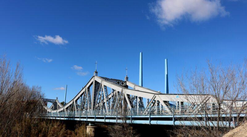 CHA lamenta que el Gobierno de España no tenga prevista ninguna actuación para rehabilitar el puente sobre el río Gállego en Santa Isabel