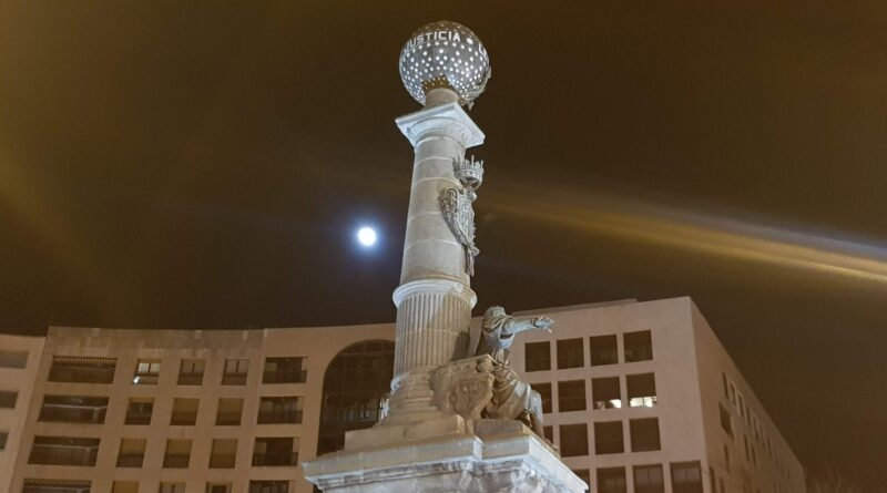 """Propuestas de CHA-Zaragoza sobre la restauración del """"Monumento al Justiciazgo"""" y el """"Memorial Juan de Lanuza"""""""