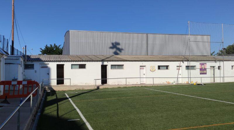 CHA reclama al gobierno de María de Huerva que priorice la construcción de unos nuevos vestuarios en el campo de fútbol municipal dentro del Plan Plus 2022